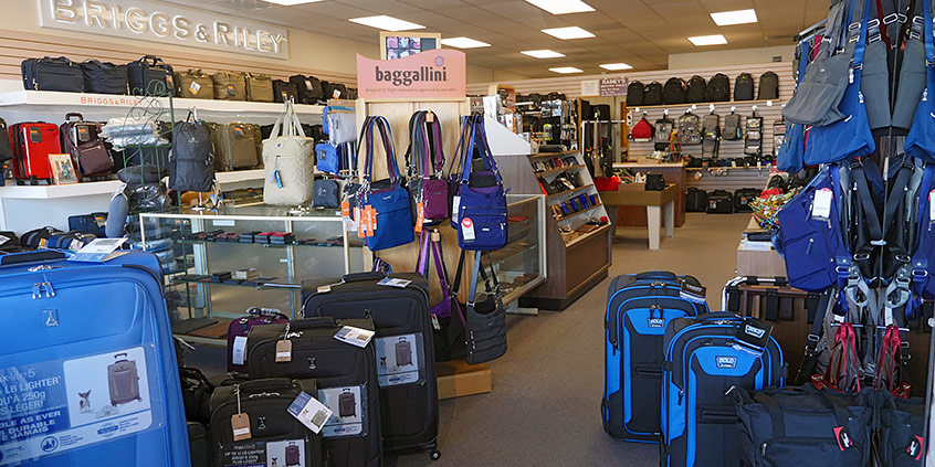Rainey's Luggage