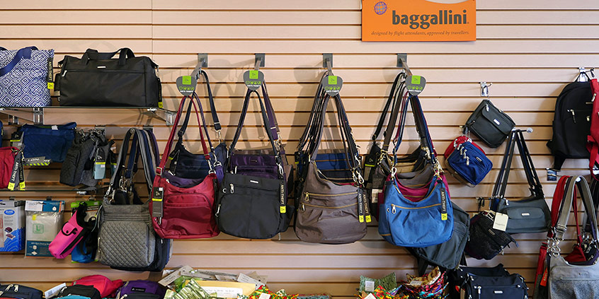 We Offer Several Styles Of Shoulder Bags From Baggallini®
