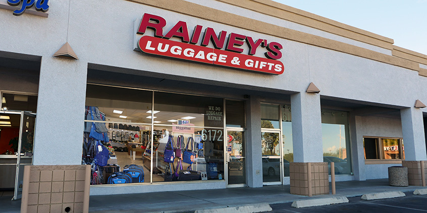 Raineys Luggage & Gifts