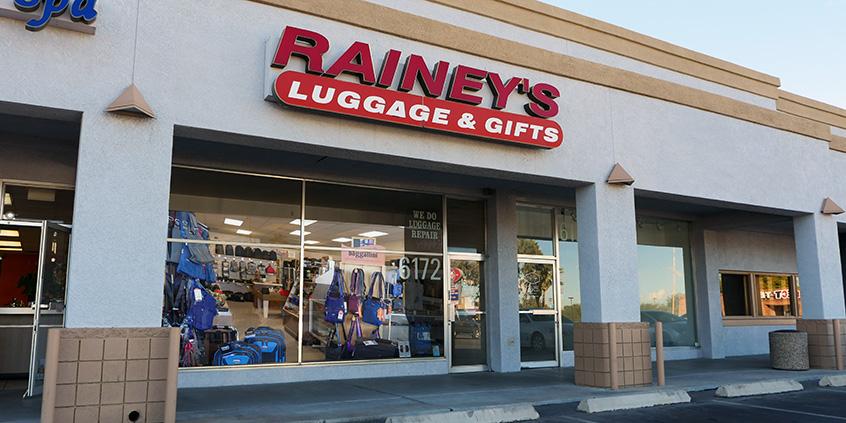 Raineys Luggage & Gifts