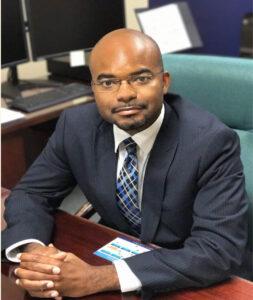 Mr. John D. Pace, Central Region Superintendent