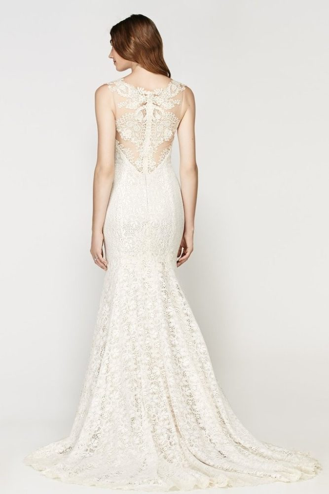Tattoo Lace Wedding Dresses – On Trend for 2017