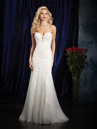 New Arrivals: Sexy Fitted Wedding Gowns