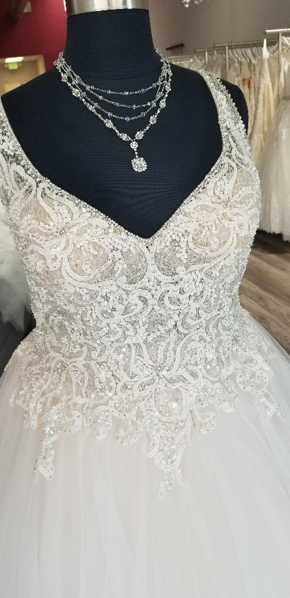 Stunning New Plus Size Wedding Dress Arrivals