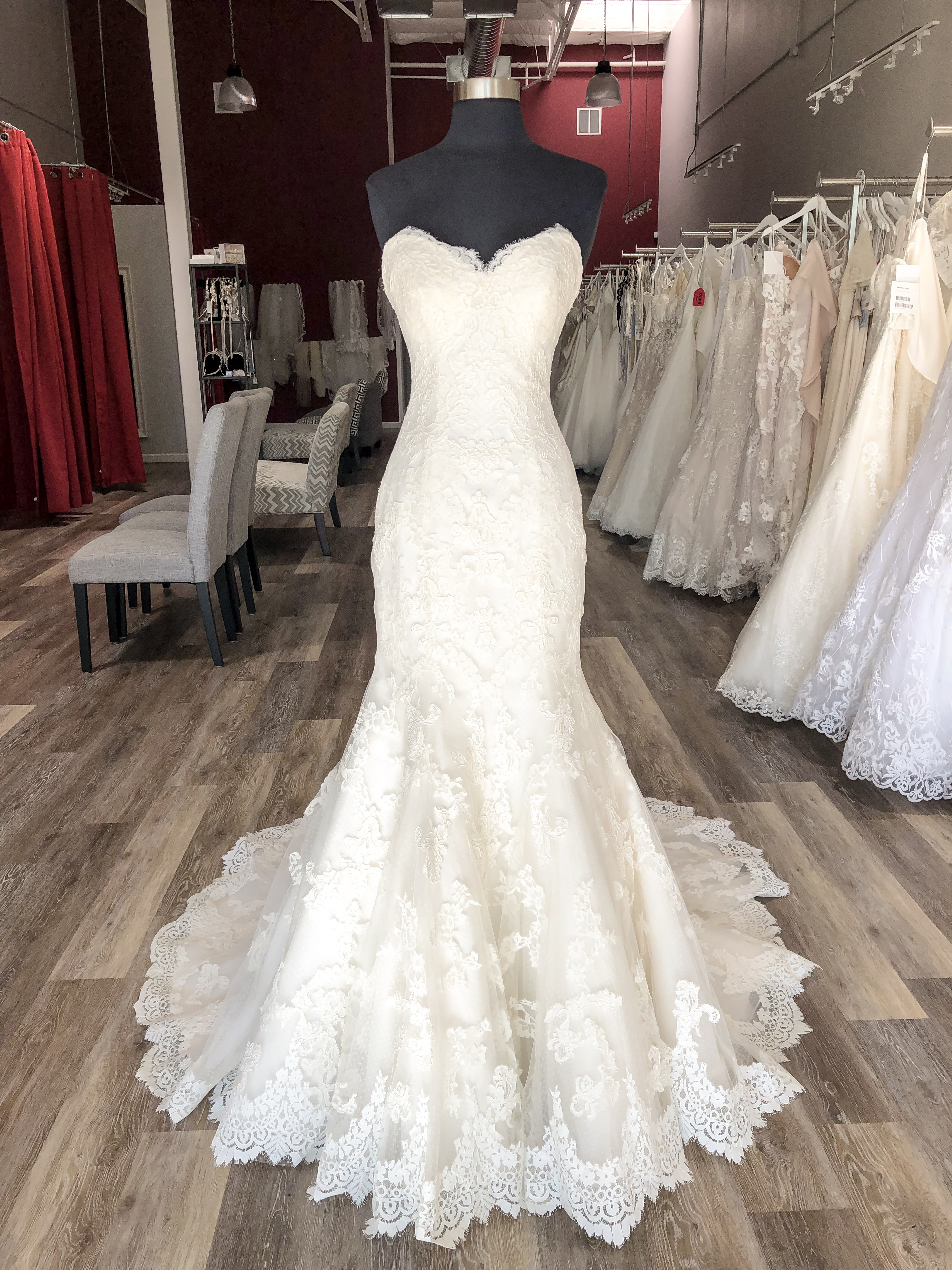 maggie sottero wedding dresses off the rack bridal store