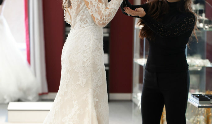 Wedding Dress Shopping with Virtual Appointments