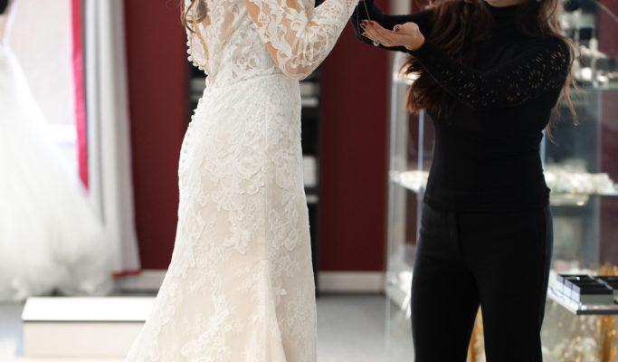 5 Tips for Wedding Dress Shopping