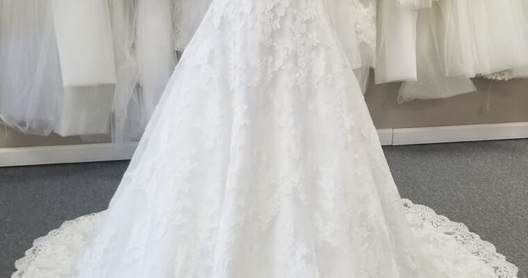 Whittier Annual Wedding Dress Sample Sale 2020
