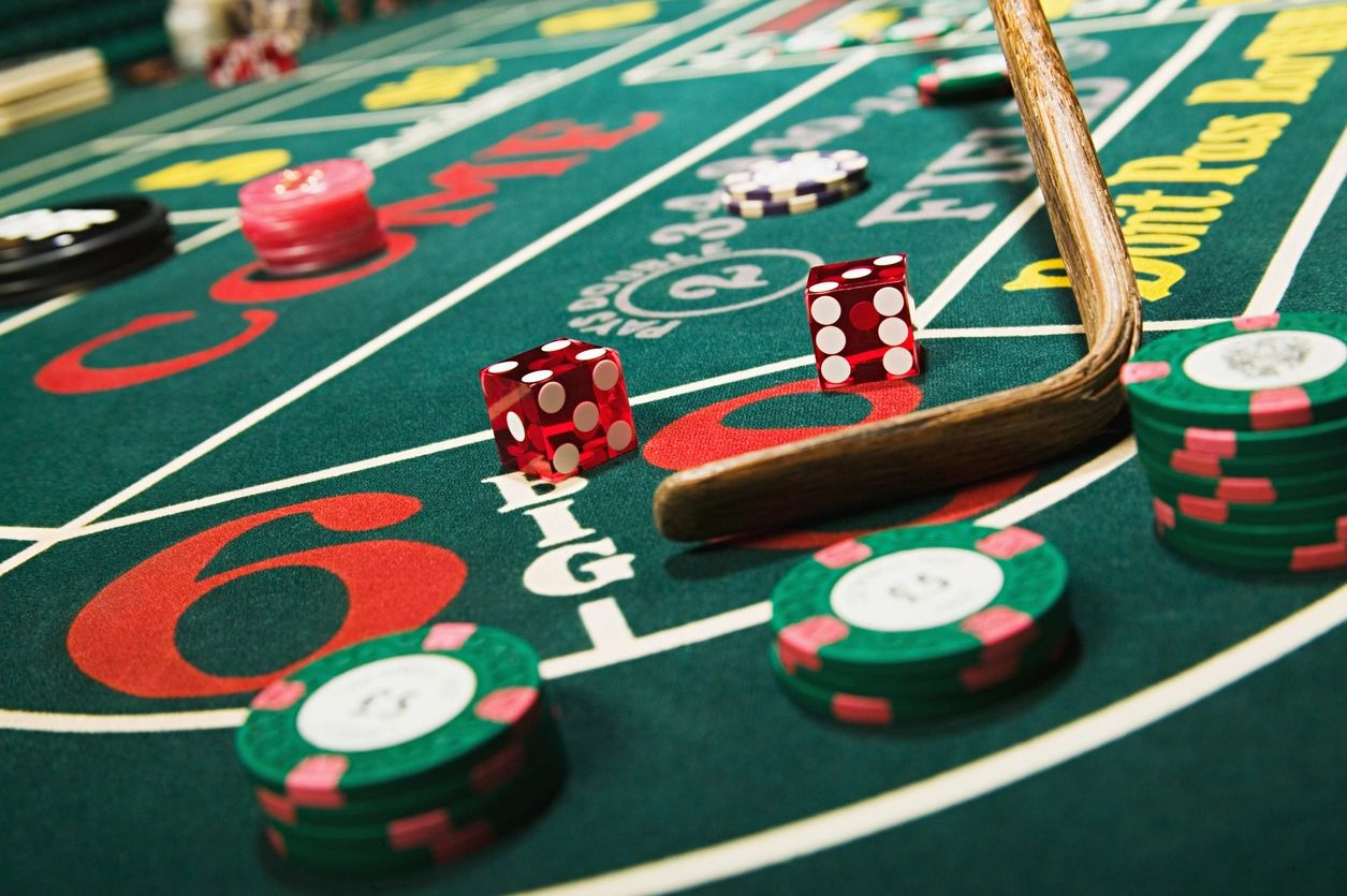 Gambling, casino and divorce