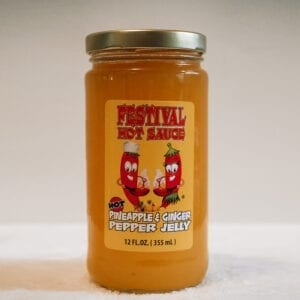 Pineapple-Ginger-Pepper-Jelly-Festival-Hot-Sauce