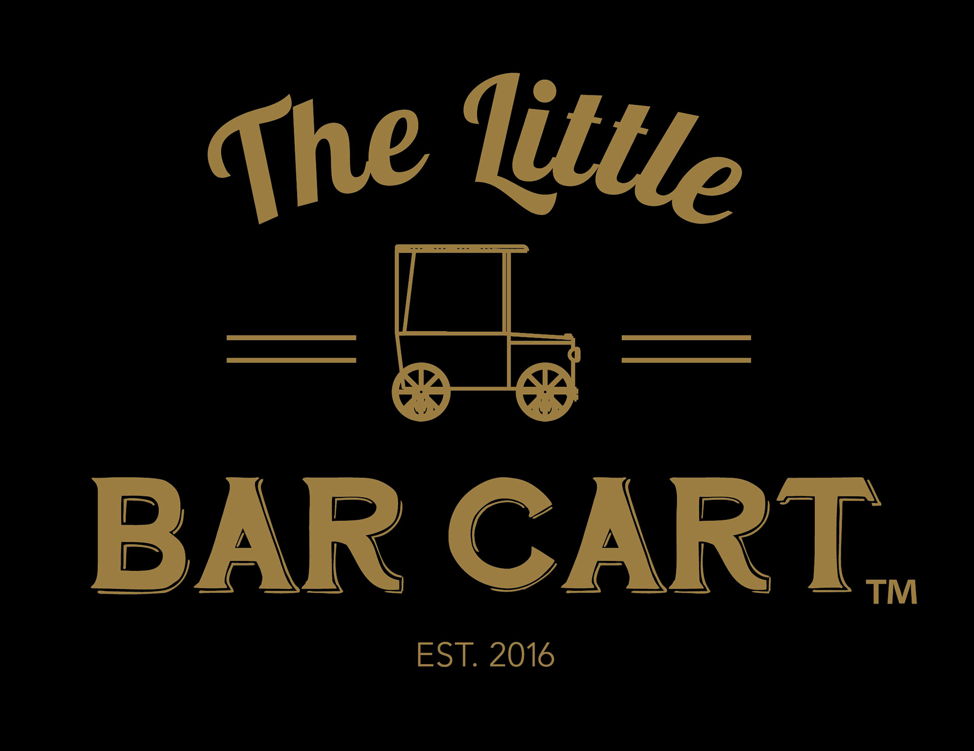 The Little Bar Cart I United States & Canada