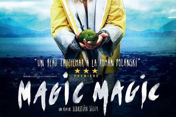 รีวิว หนัง Magic Magic นักแสดงนำหลักอย่าง จูโน เทมเปิล