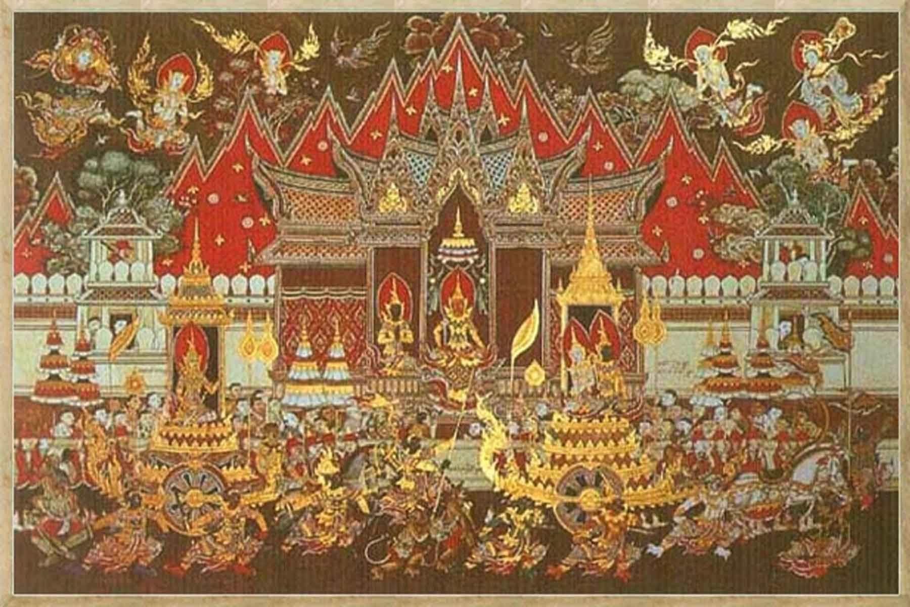 ศิลปะแบบไทย Ep.3