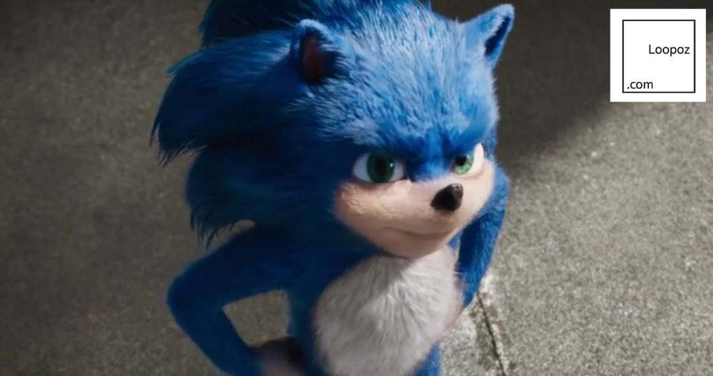Sonic The Hedgehog - Loopoz
