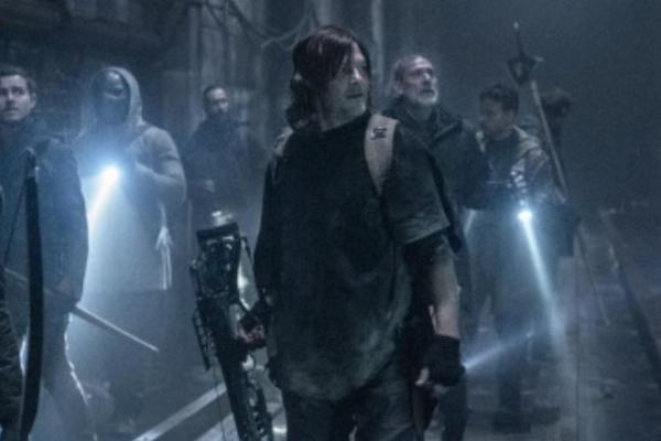 เรตติ้งทีวีของ 'The Walking Dead' ซีซั่น 11 เปิดตัวต่ำกว่ารอบปฐมทัศน์ซีซั่นที่แล้ว ข่าวดารา ข่าวบันเทิง บันเทิง ไลฟ์สไตล์ รีวิวหนัง หนังน่าดู TheWalkingDeadซีซั่น11