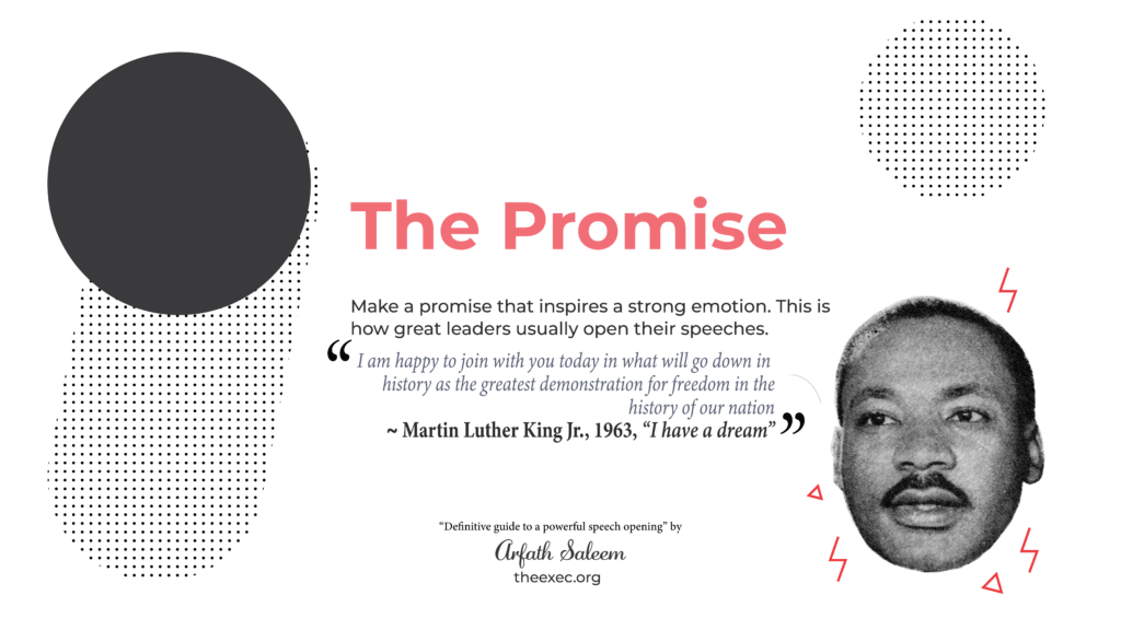 martin luther king jr. the promise