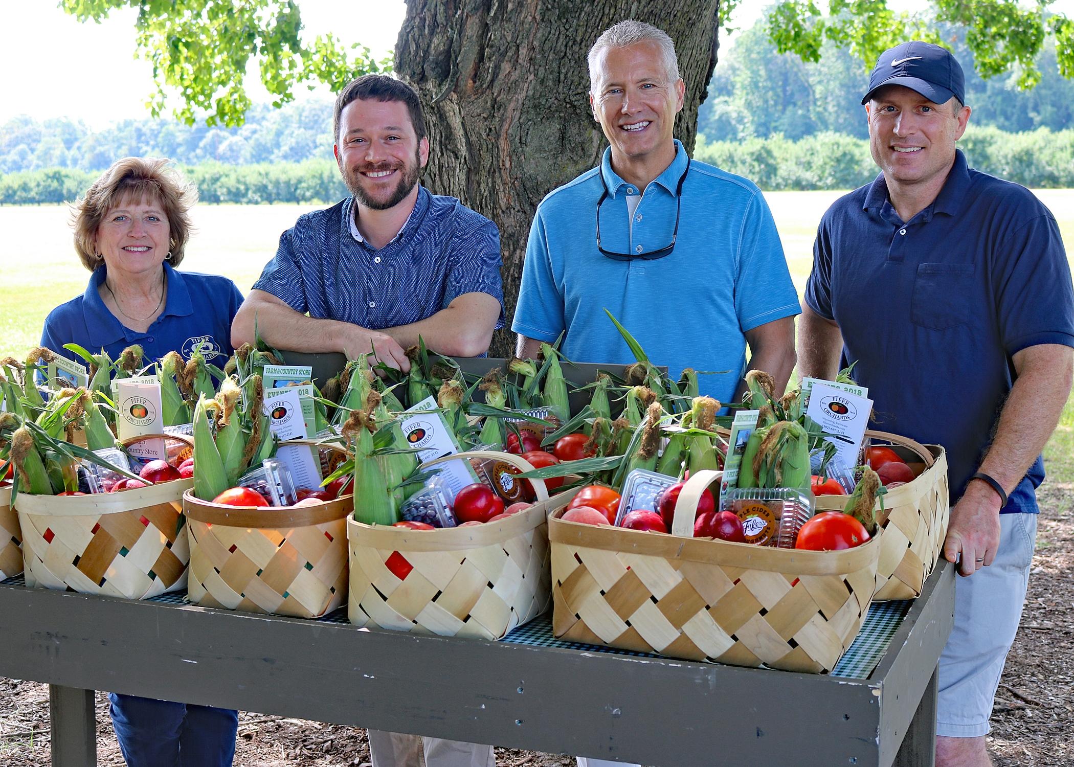 Delaware Produce Week 2018
