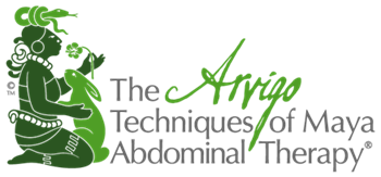 The arviga method techniques of Maya Abdominal Massage therapy