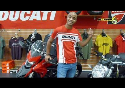 Nouvel Espace Ducati | Motomania Group