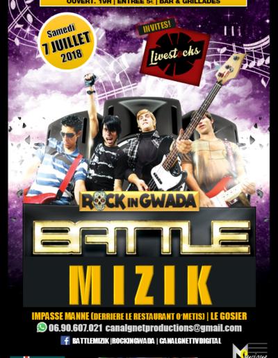 Battle Mizik