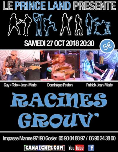 Racines Groov'