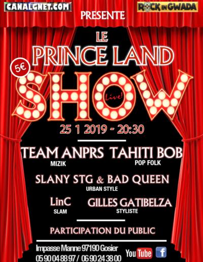 Prince Land Show