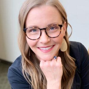 Author Melanie Lemus
