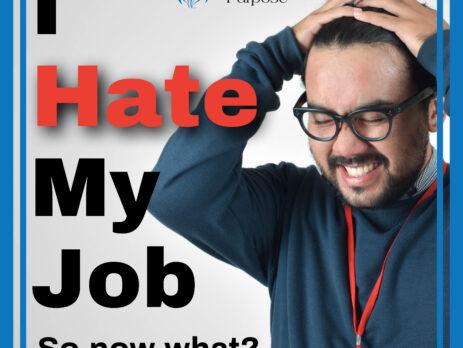 I hate my job title