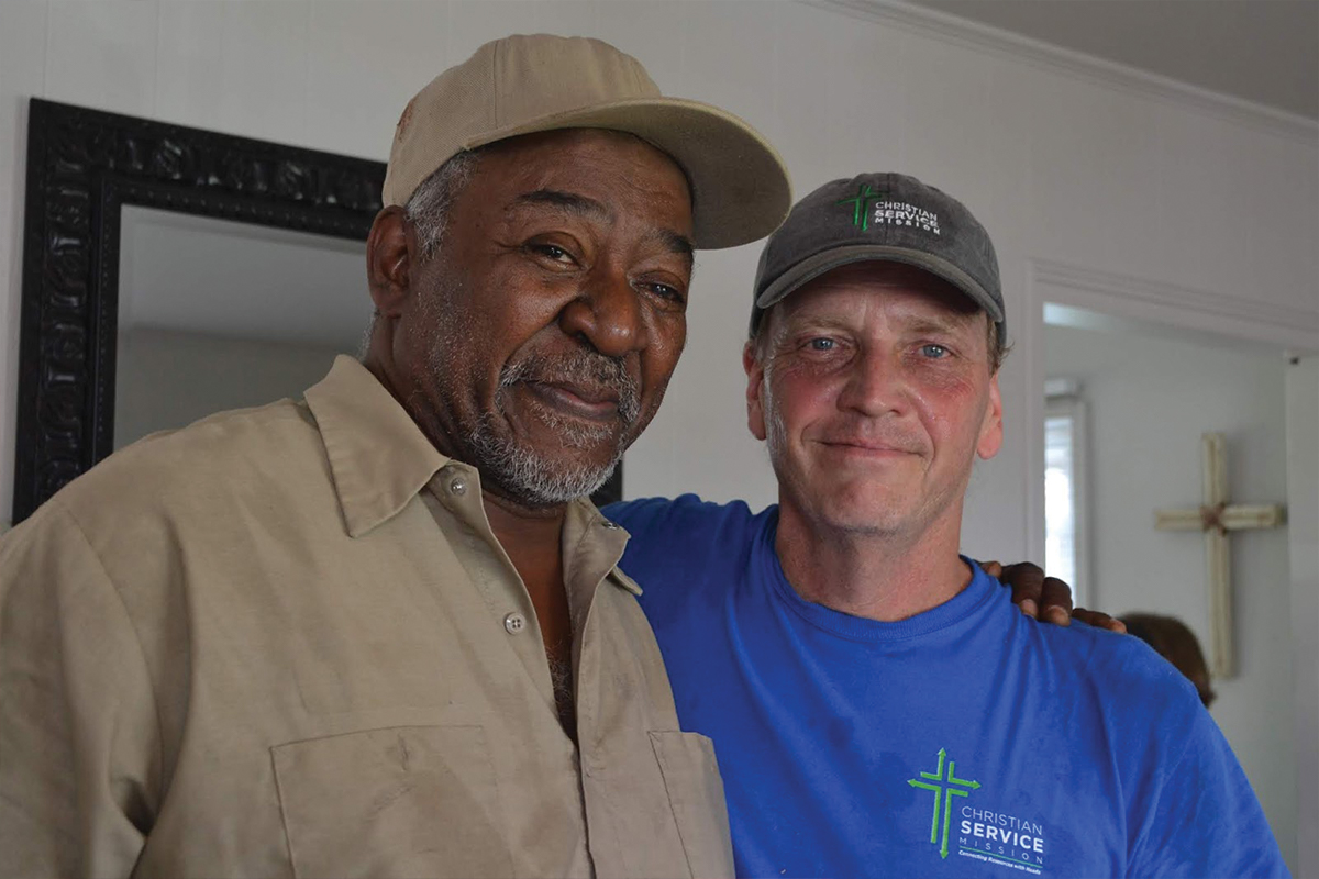 A Note From Tracy Hipps: The Living Gospel on Display in Christian Community Development