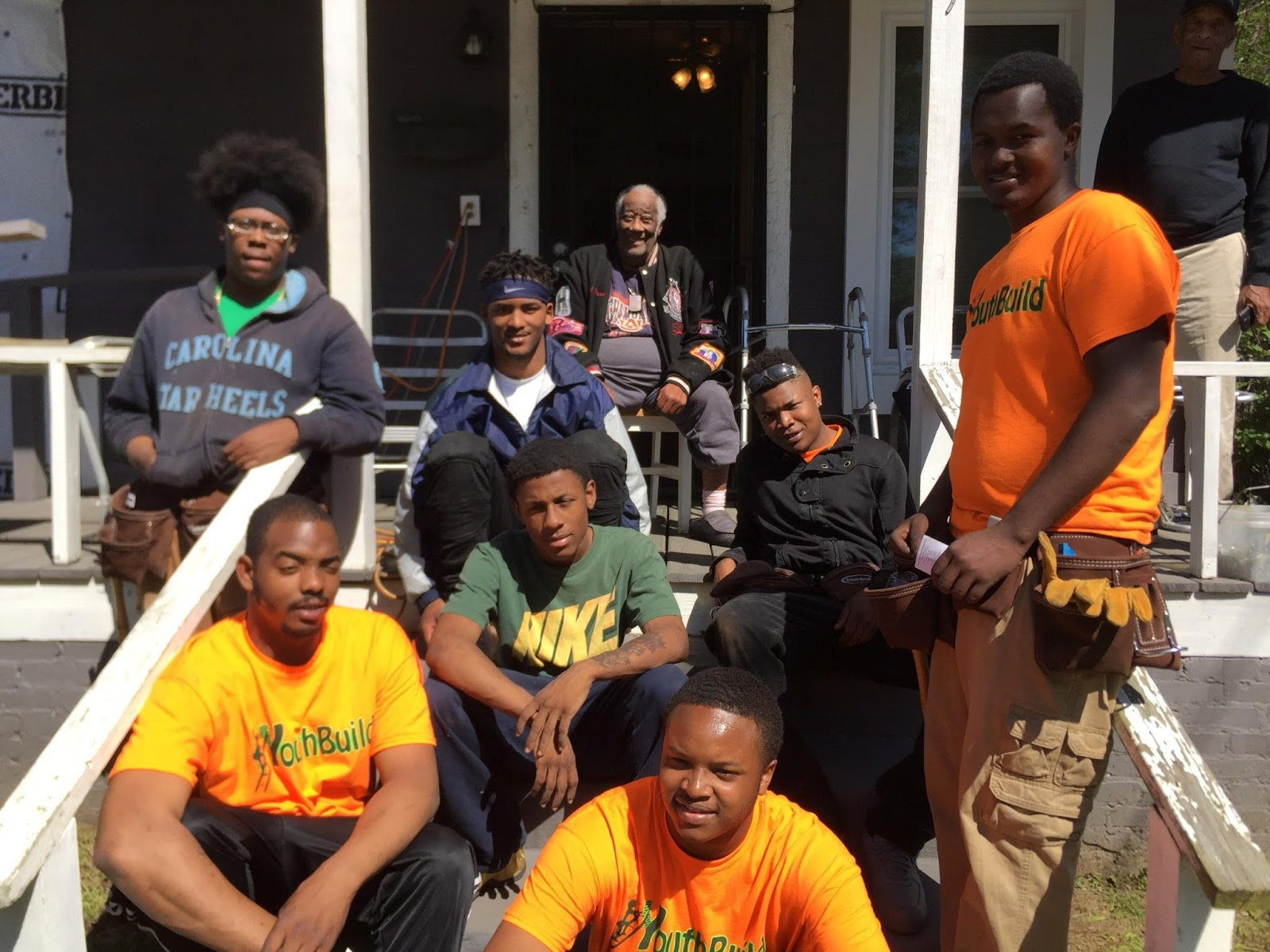 YouthBuild – Constructing Opportunity