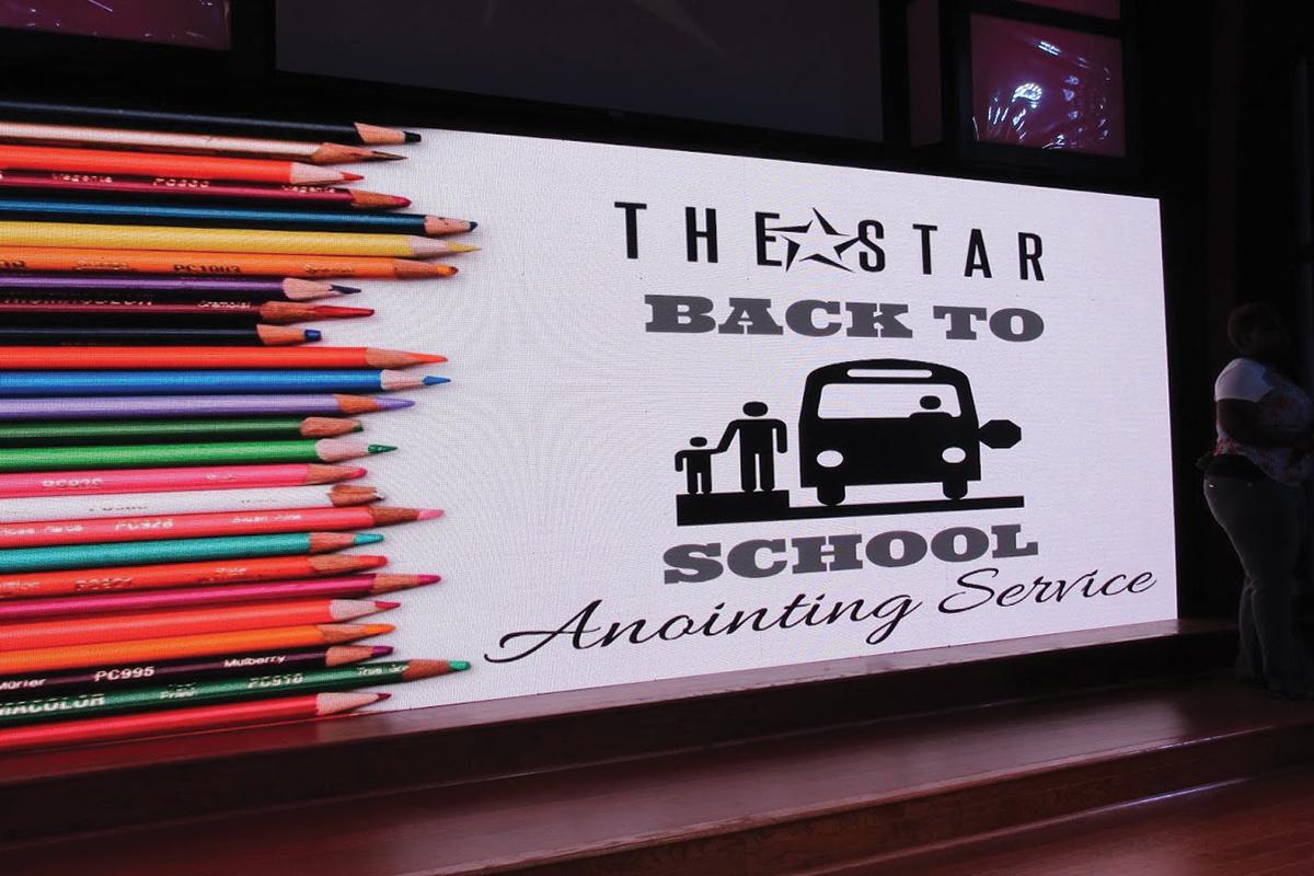 Helping Get Kids Back To School