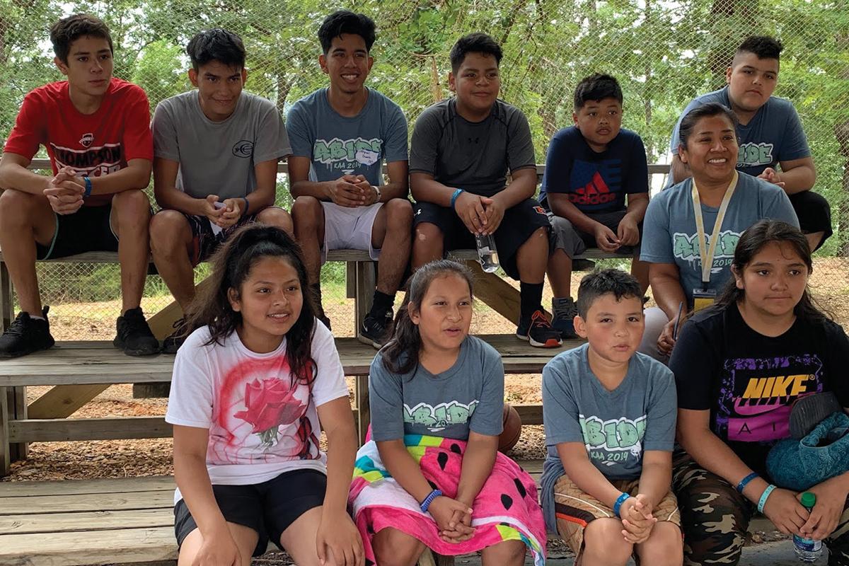 Kids Across America Kamp