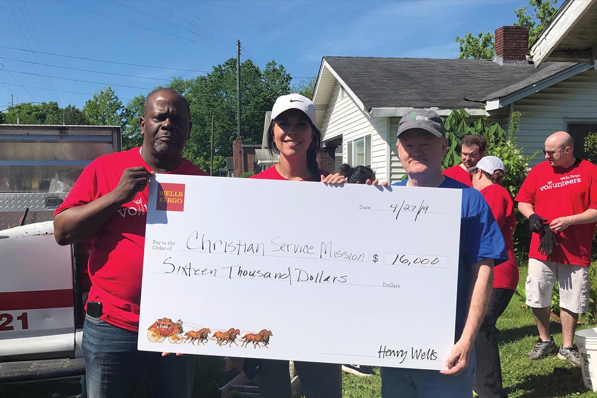 Three Homewoners Get Their Prayers Answered