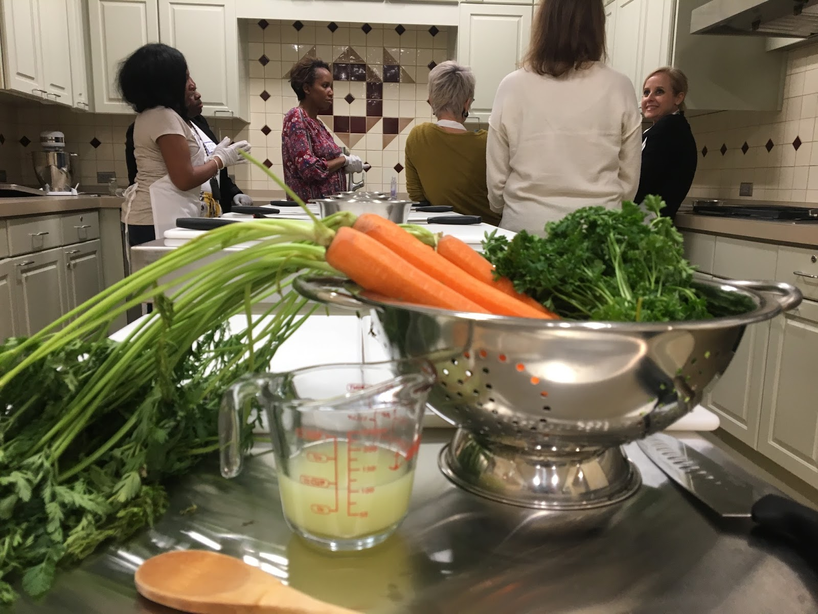 Cooking Well Creates Healthy Community