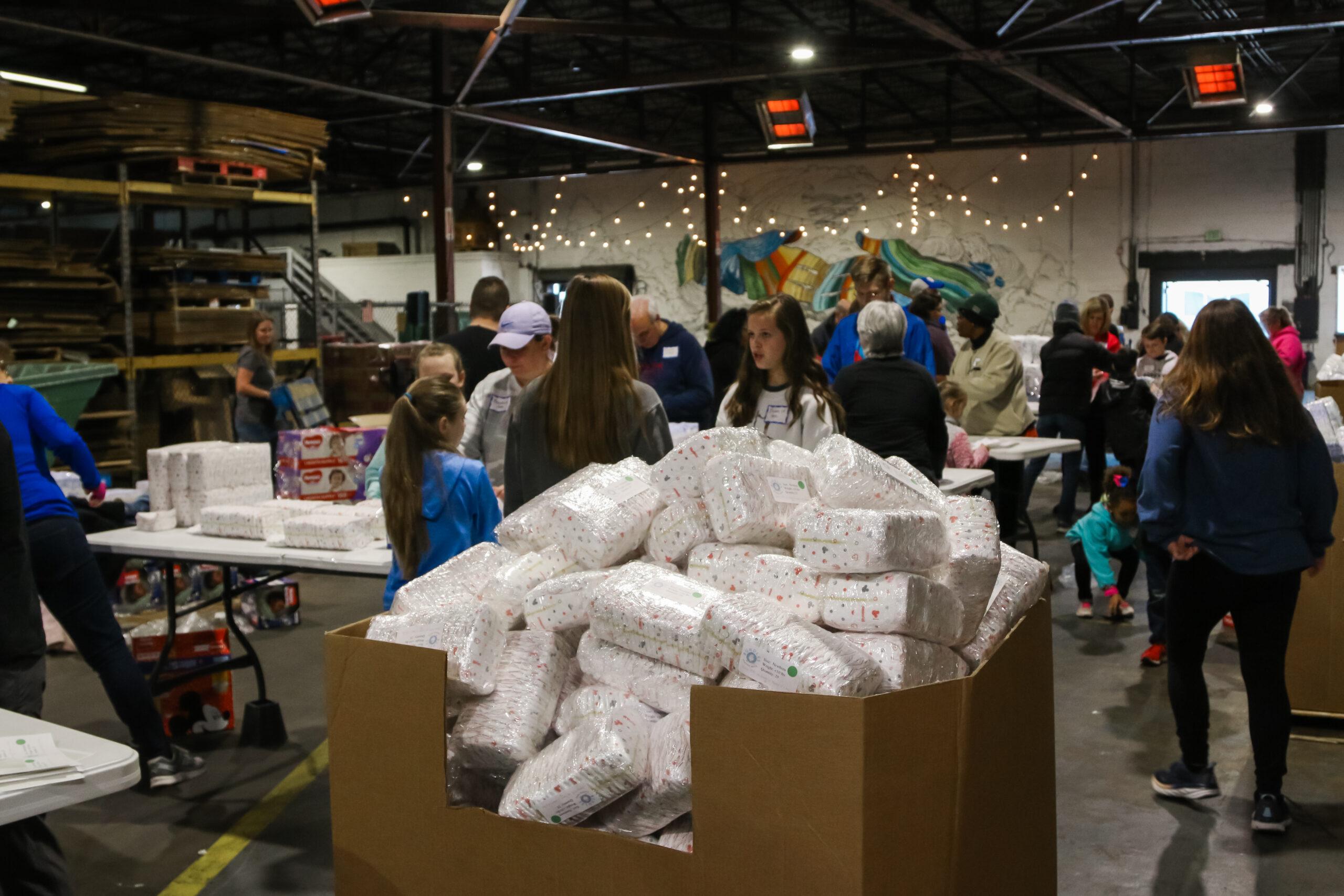 Bundles of Hope Diaper Bank
