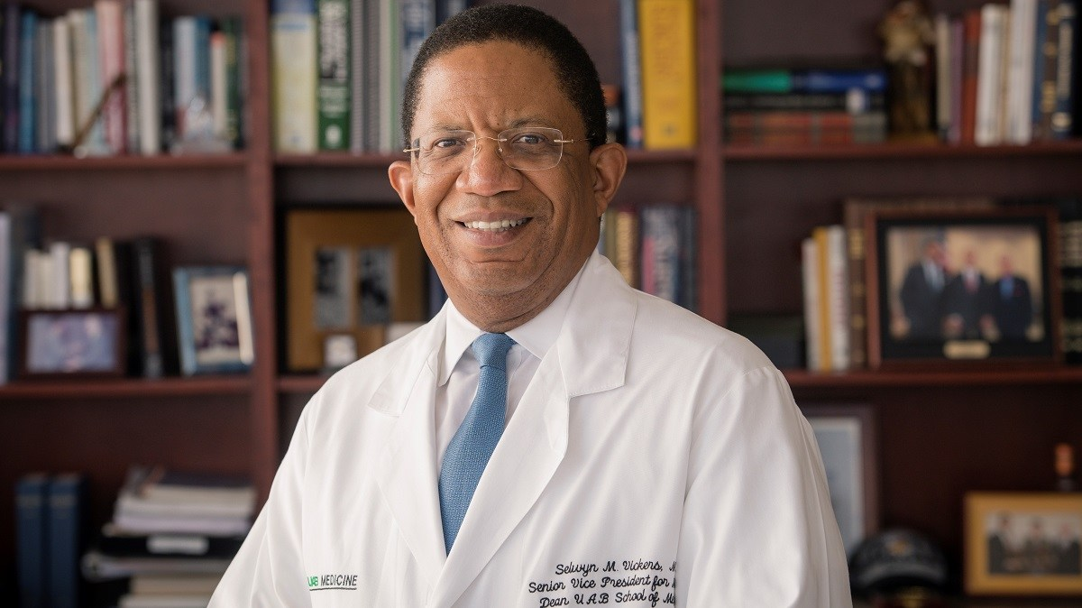 Dr. Vickers: A Testing of Faith
