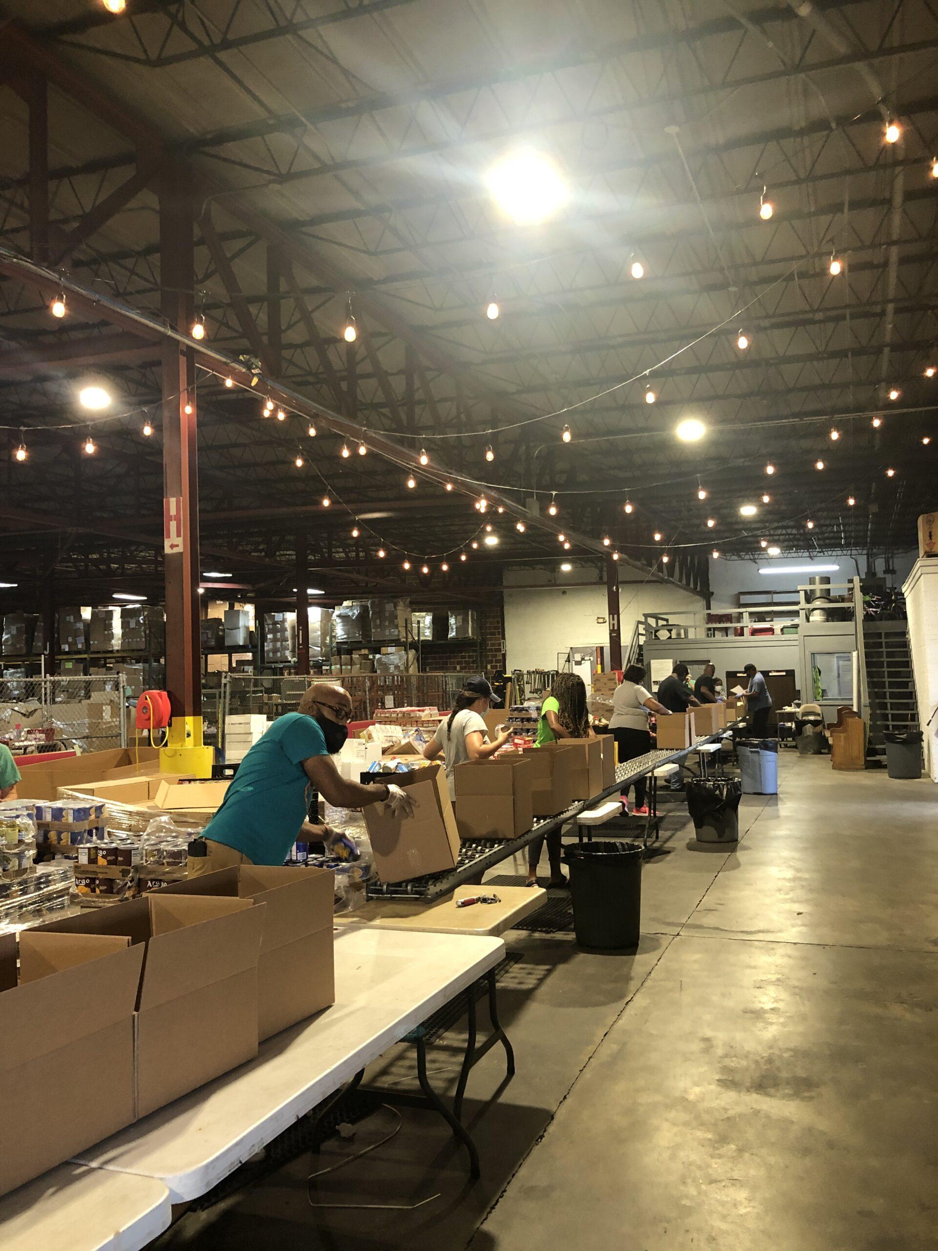 More Than A Warehouse