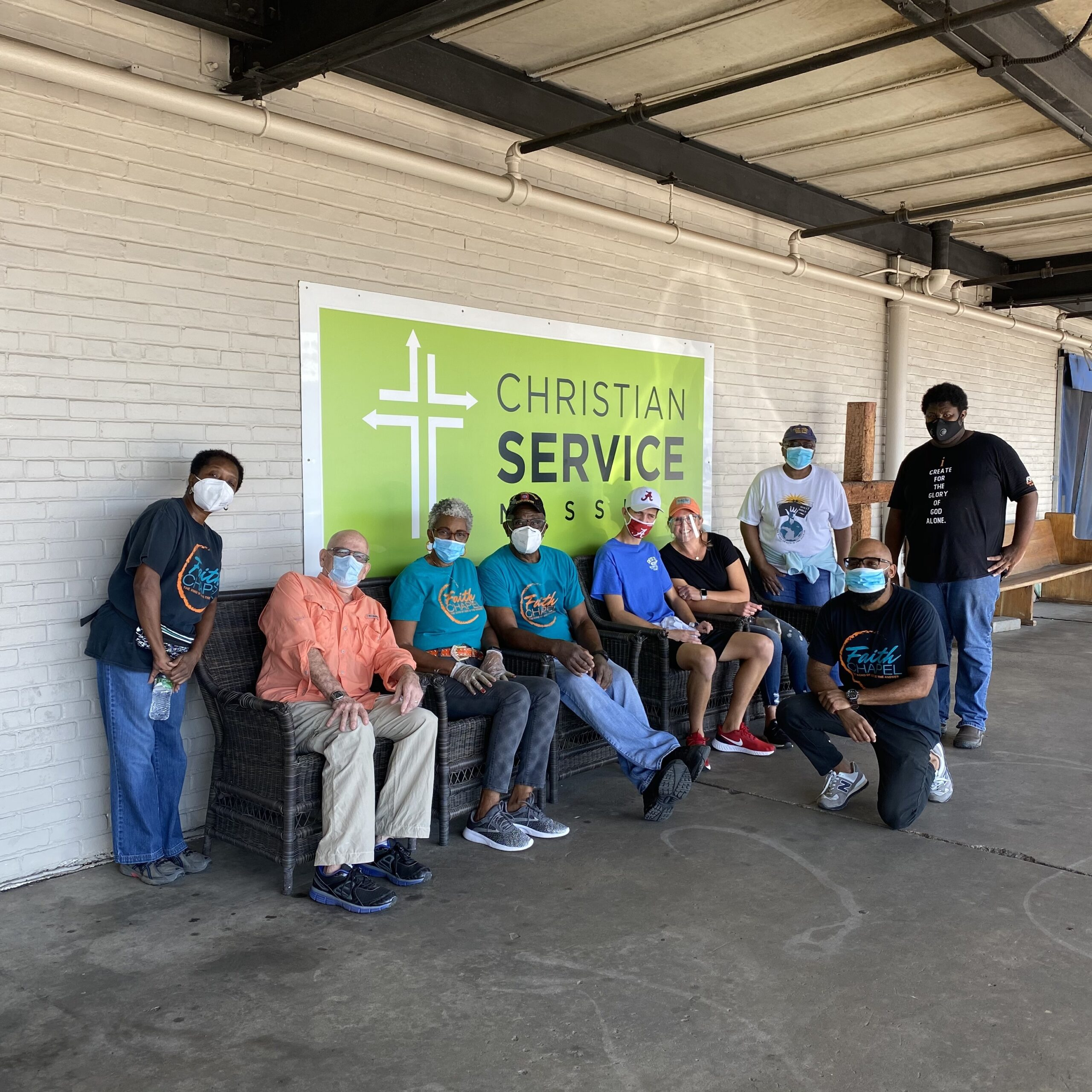 Volunteer Spotlight: Faith Chapel