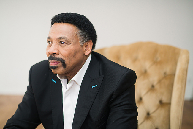 WATCH: Zoom Conversation with Dr. Tony Evans