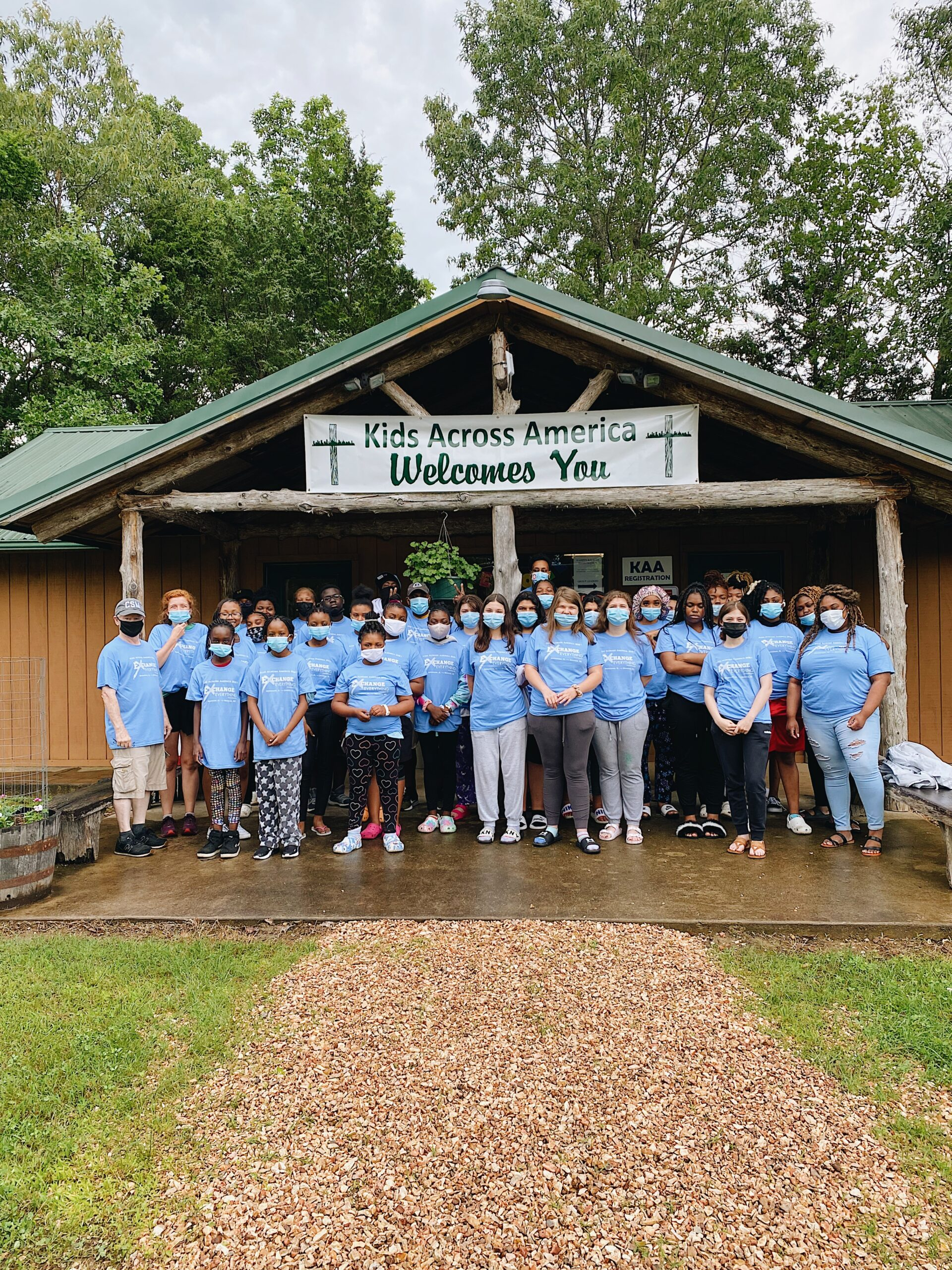 Kids Across America Camp 2021