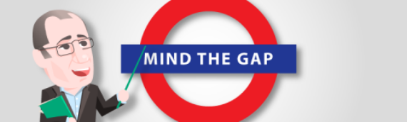 Mind The Gap:  Jealousy vs. Admiration!