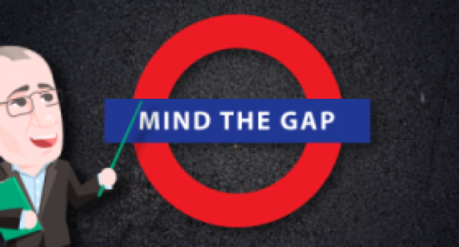 Mind the Gap:  Playing to WIN vs. NOT to Lose!