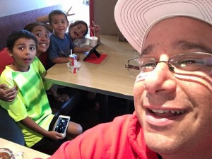 Eat Family Dinner with Jeff Klubeck