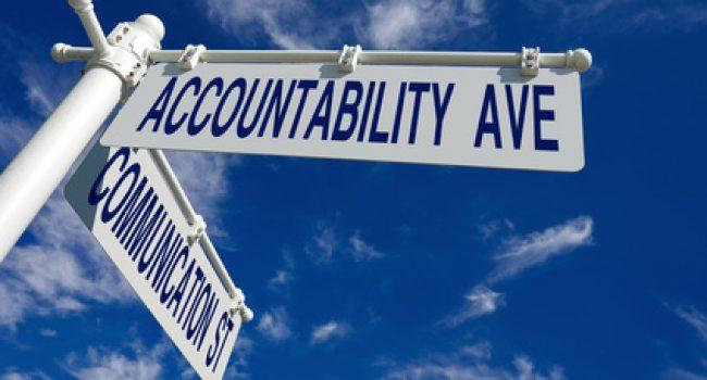 3 Tips to Keep Yourself Accountable