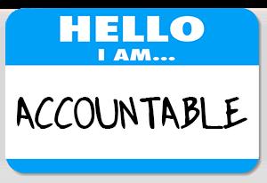 Get a Klu- Accountability