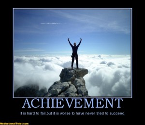 Success vs. Achievement Mind the Gap for Get a Klu