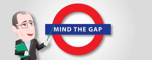 Mind The Gap Image for Get A Klu