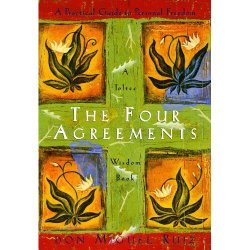 Books Four Agreements Don Miguel Ruiz