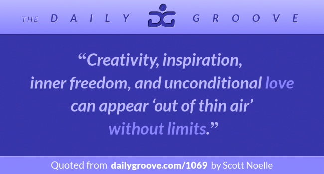Get A Klu Daily Groove Quote