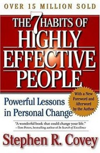 Books 7 Habits Covey